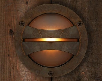 Seri 14cm Semi-Flush Wall Light