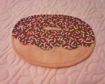 NEW - Donut Mug Rug - Mug Rug - Coasters