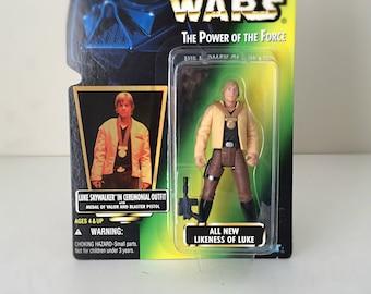 Luke Skywalker Star Wars Figure, Star Wars Gift for Boys, Star Wars Action Figure Kids Toy, A New Hope, Episode 8 The Last Jedi