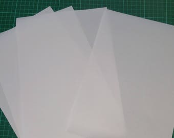 Spenic 67gsm semi opaque natural tracing paper 20 x A4 sheets