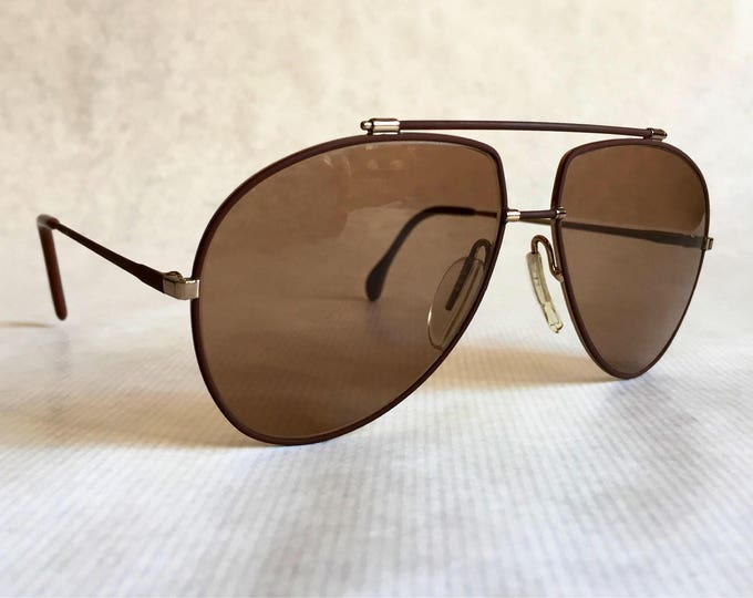 Zeiss West Germany Z9371 Vintage Sunglasses New Old Stock