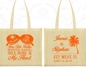 Wedding Favor Bags, Tote Bags, Wedding Tote Bags, Personalized Tote Bags, Custom Tote Bags, Wedding Bags, Wedding Welcome Bags (451)
