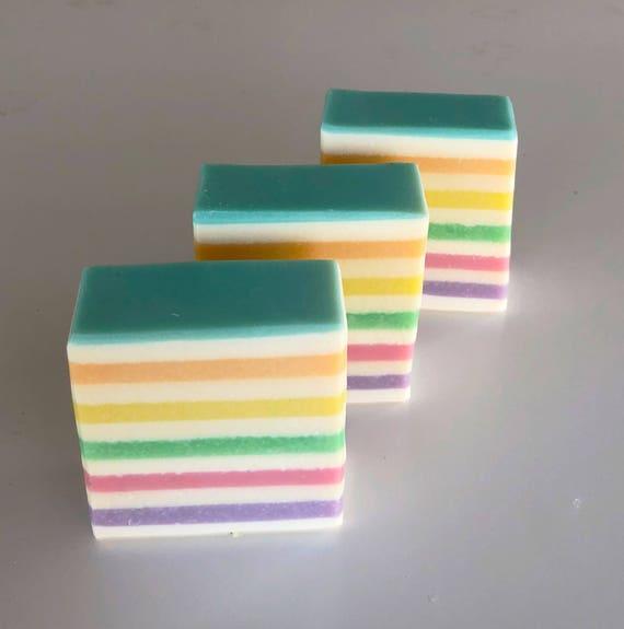 Spring Surprise Soap