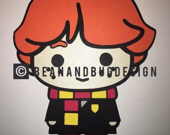 Ron Weasley Magnet