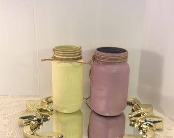 Vintage Gold Tone Mirror Vanity Tray Shabby Chic Decor Gold Ribbon Handles Sweet 16 Keepsake