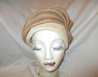 Vintage Christine Original turban hat