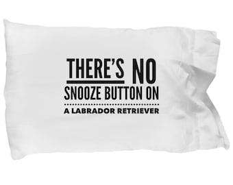 Labrador Retriever Pillowcase