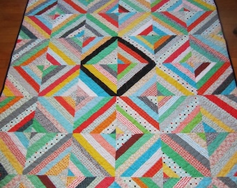 Uppercase Collections Large String Quilt - Cuddle Up Size, Gender Neutral