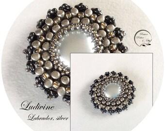 KIT diy ring or pendant LUDIVINE