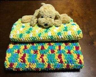 Cuddly Stroller Blanket