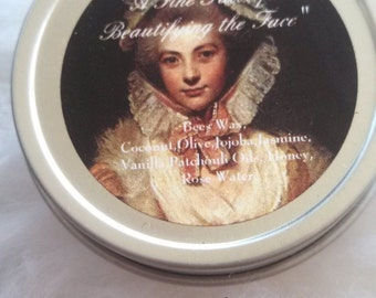 Historically Inspired: A Fine Salve For Beautifying The Face - Smooth Skin,  Hand, And Body Lotion