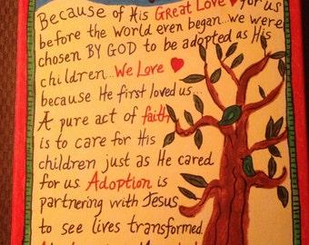 Adoption Art