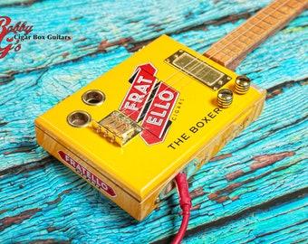 3 string electric slide guitar