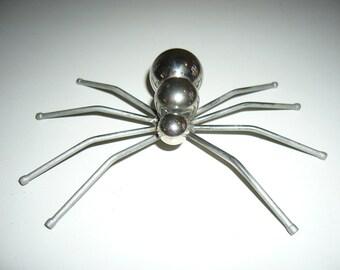 Spider Metal Sculpture Magnet