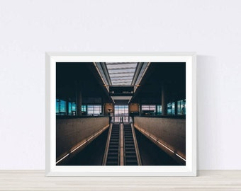 Airport,Travel Print, Travel Photography, Airport Print, Airport Photography, Architecture Print, Architecture Poster, Architecture ,A15