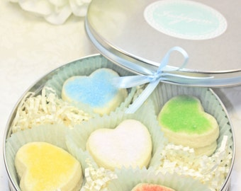 Mother's Day Gift, Gourmet Shortbread Cookies, Edible Gift Basket