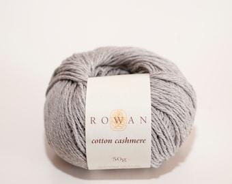 Rowan Cotton Cashmere 224-Silver Lining
