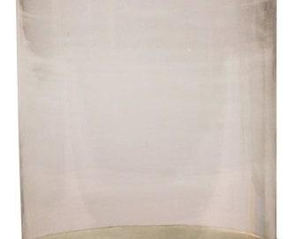 Dovetail Furniture AL278 Glass Hundi With Base Large