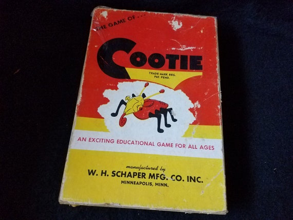 1949 Cootie Game