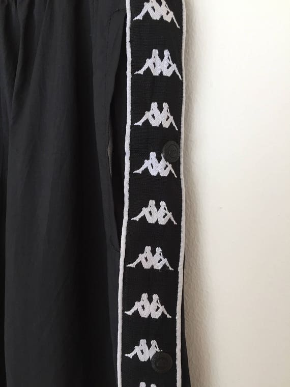 Windbreaker Track Kappa Logo Pants Small Zxx4EOwqI