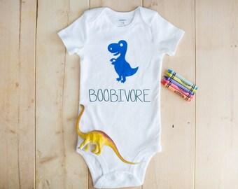 Boobivore Baby Bodysuit