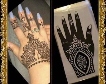 Henna Tattoo Thailand : Henna painting in dubai desert tattoo