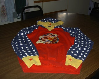 DC Comics Wonder Woman Sweatshirt