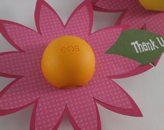 EOS Lipbalm Flower Thank You Gift (2)