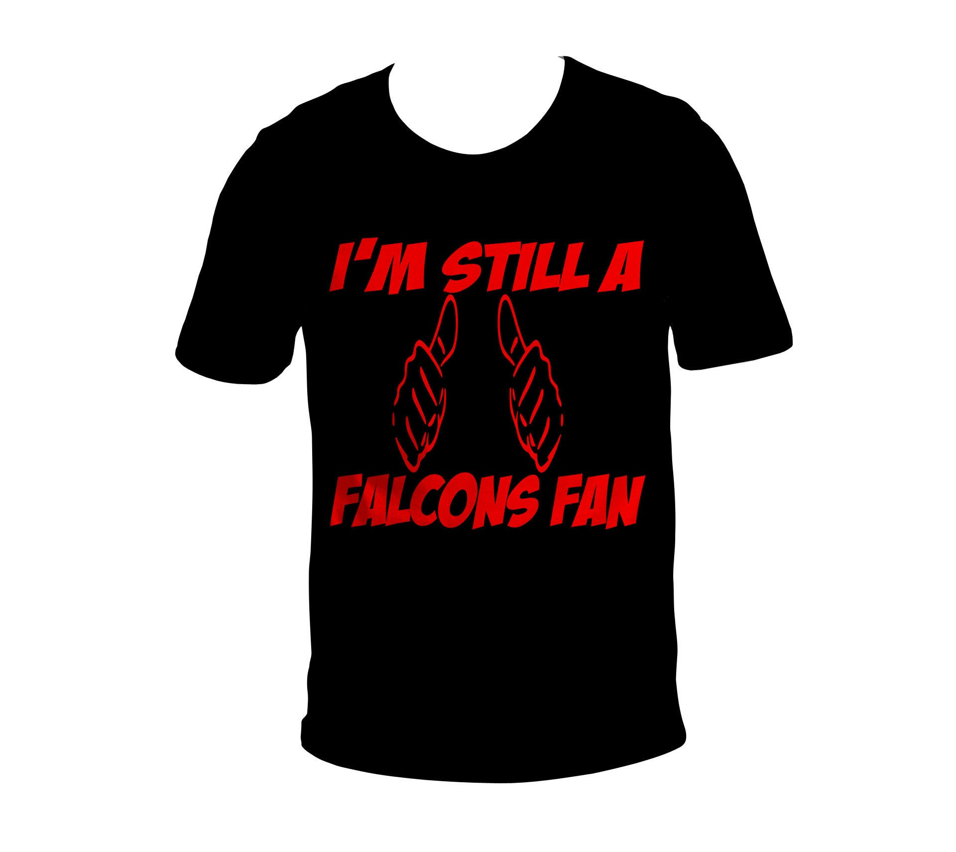 I m Still a Falcons Fan Shirt Atlanta Falcons Shirt