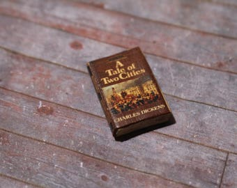 Miniature Book --- A Tale of Two Cities