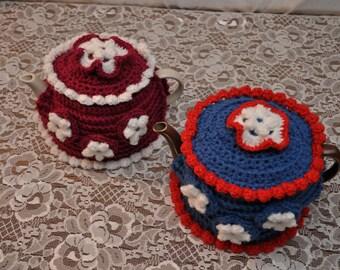 tea  cosy crochet pattern, tea cozy,  PDF Instant Download