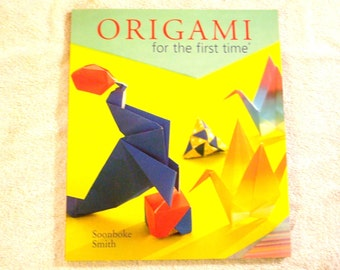 Origami Book Origami For The First Time  Destash Origami Book Origami Making Book Origami Pattern Book Beginners Origami