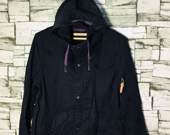 Journal Standard hooded jacket
