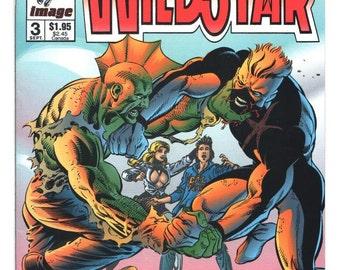Wildstar: Sky Zero - Issue 3 - Sept 1993 - Modern - NM/MT - Image Comics