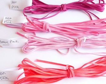 Skinny Elastic Headband, 23 Colors to Choose From