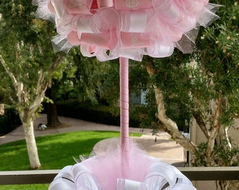 Topiary - Princess Baby Shower Centerpiece - Princess Birthday Centerpiece - Princess Party Decoration