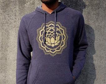Rythmatix Lotus Pullover Hoodie