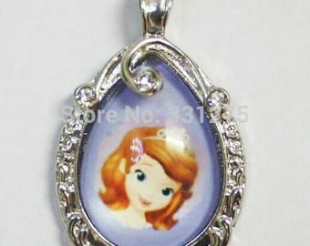 Disney Princess Sofia Pendant- Sofia the First l- QTY: 1