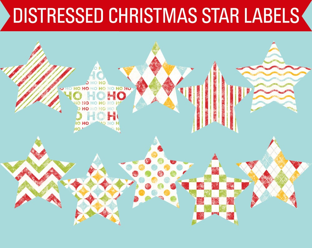 Christmas Clip Art Clipart Stars Christmas Clipart Holiday