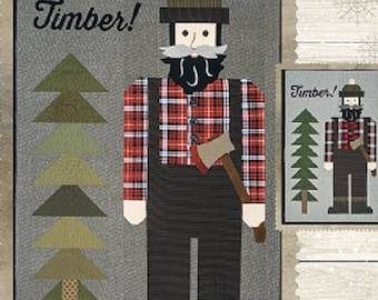 Timber Quilt Kit & Pattern