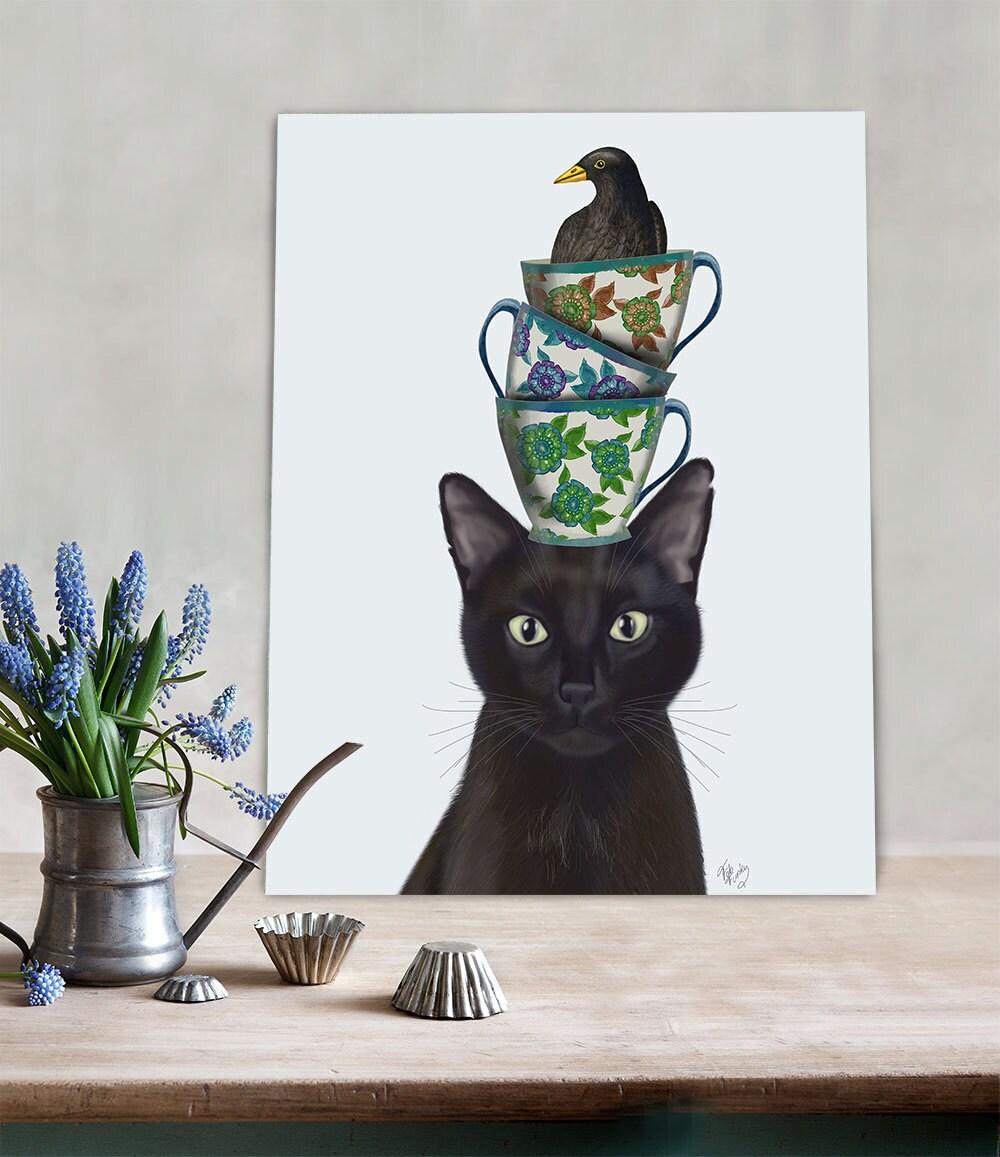 Футболка Черная кошка купить в Москве: цены 21