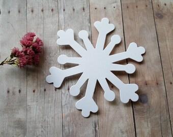 Large Snowflake Diecuts (C),Frozen Decor,Snowflake cut outs,Mint Snowflake die cuts Snowflakes,Snowflake die cuts