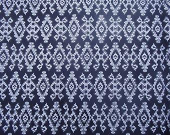 Batik ready to wear Indonesian batik, sarong/pareo/fabric, traditional black and white design. sudah jadi siap pakai