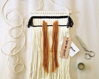 WEAVING WORKSHOP, 5/26: Weaving Party at House Sparrow Fine Nesting in Tulsa