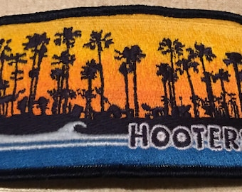 Hooters Embroidered Patch