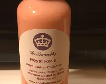 Royal Rose Body Butter!