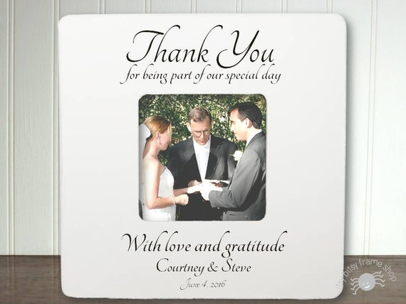 Wedding Gift Great Grandma Frame Gratitude Gift Thank You Gift