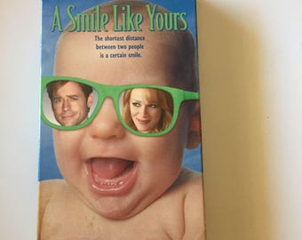 A Smile Like Yours With Greg Kinnear (VHS)