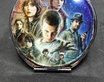Stranger Things Compact Mirror