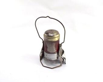 Vintage Headlight Lantern